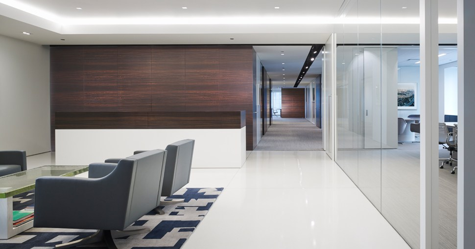 Corporate Office Chicago Revitalizing office space More