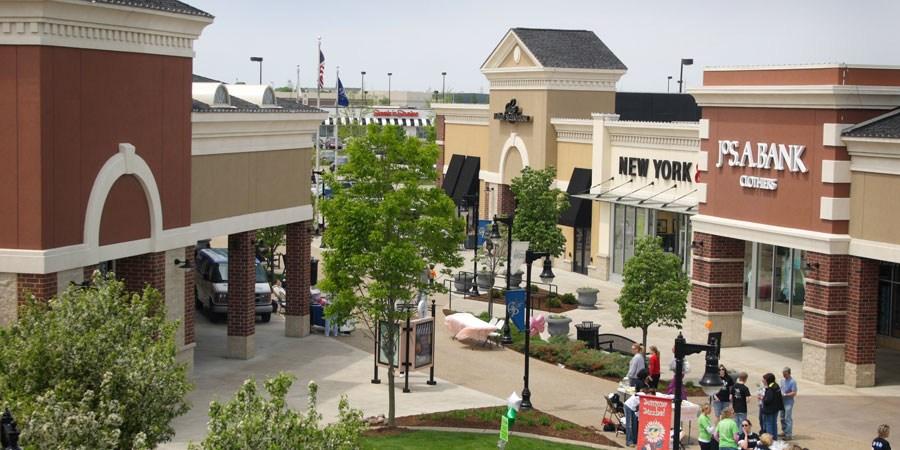 Shops Of Grand Prairie Peoria Il Restaurants