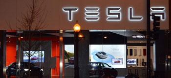 Tesla & Aritzia